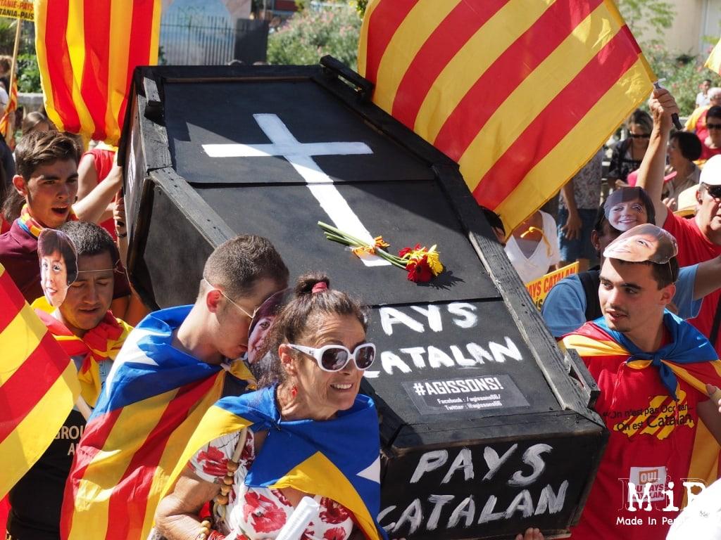 Les catalans r clament le respect made in perpignan for Redaction sur le respect