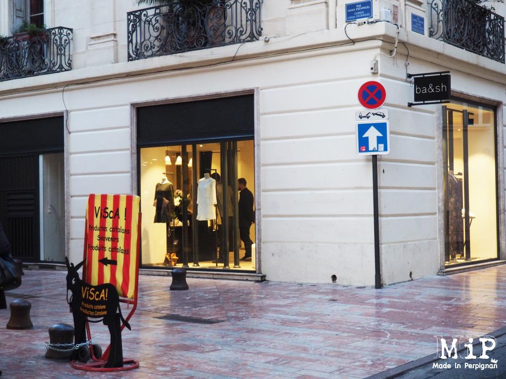 commer u00e7ants du centre ville - querelle de voisinage sur fond de catalanit u00e9