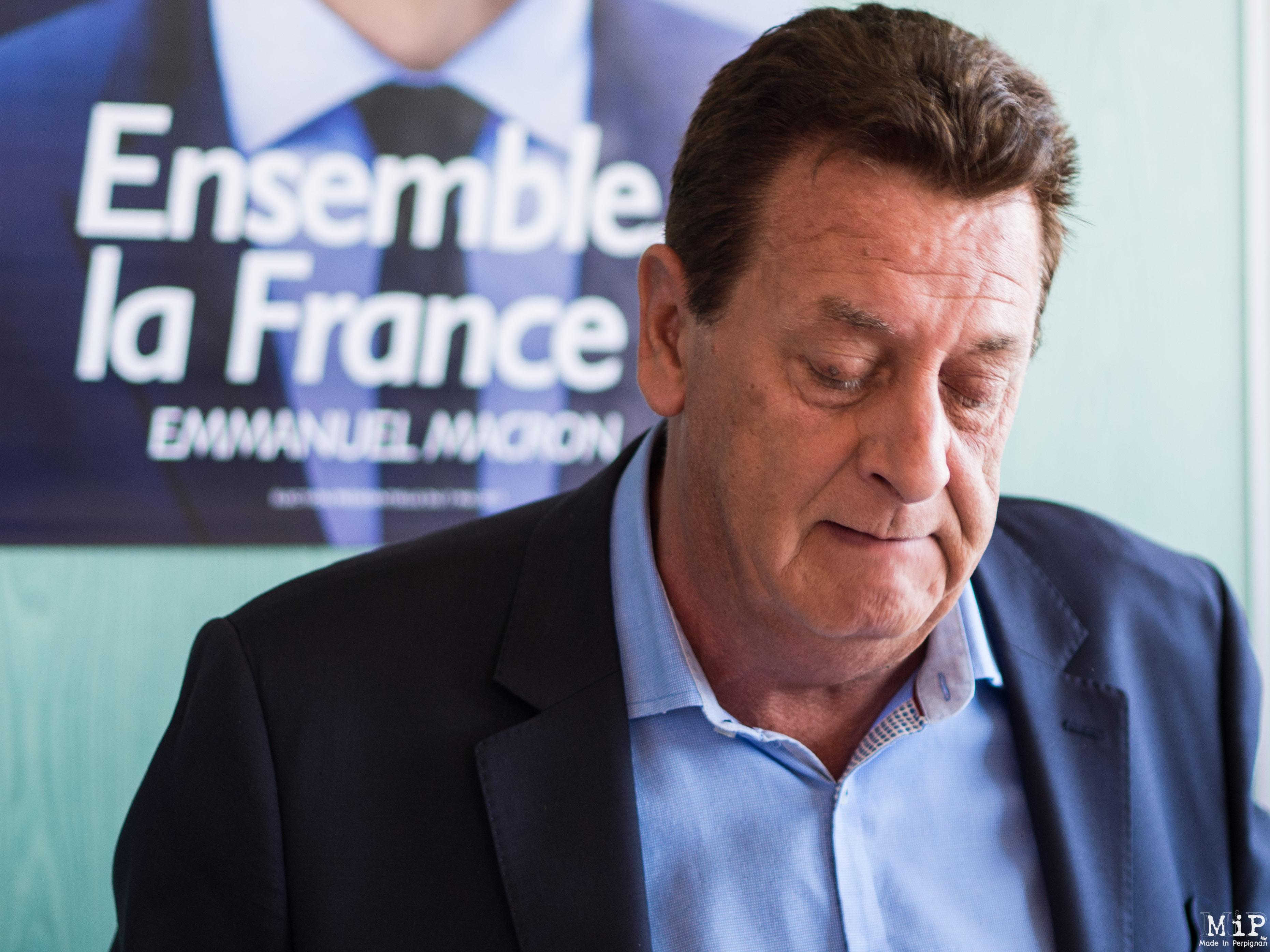 Jacques cresta quittera bien le ps pour en marche en d pit for La cir perpignan