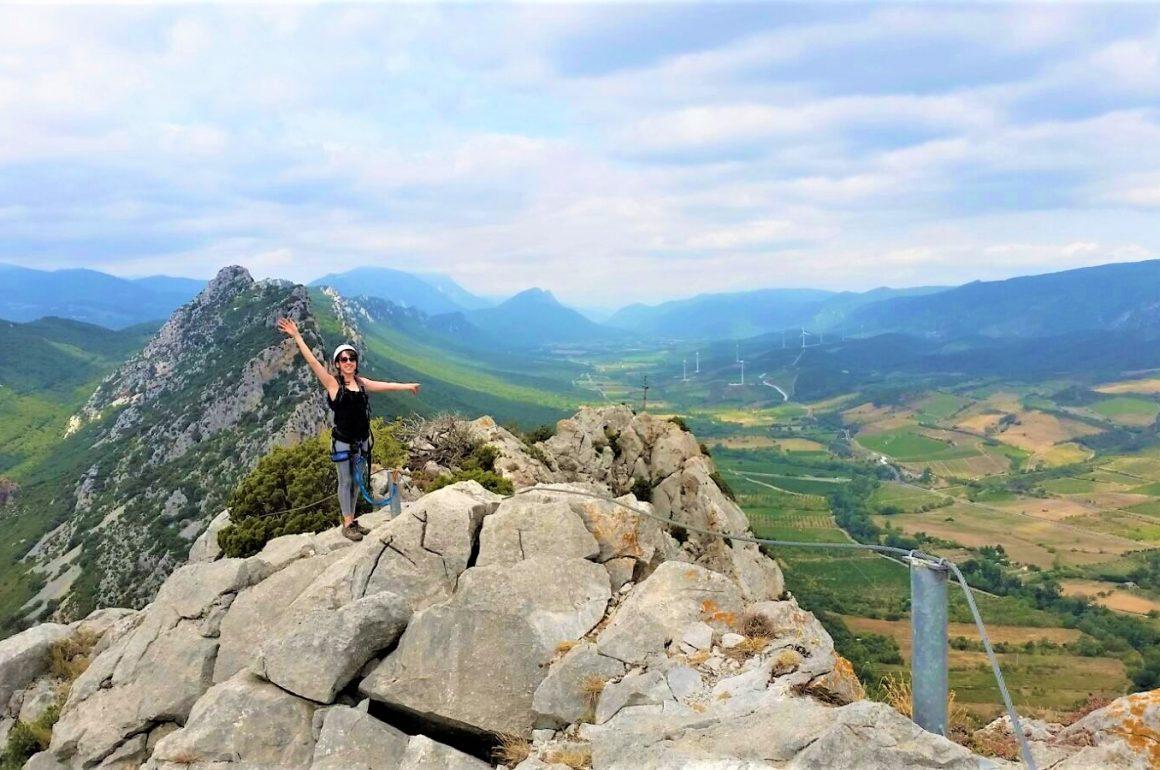 Via ferrata st paul de fenouillet les challenges kikimag - Saint paul de fenouillet office de tourisme ...