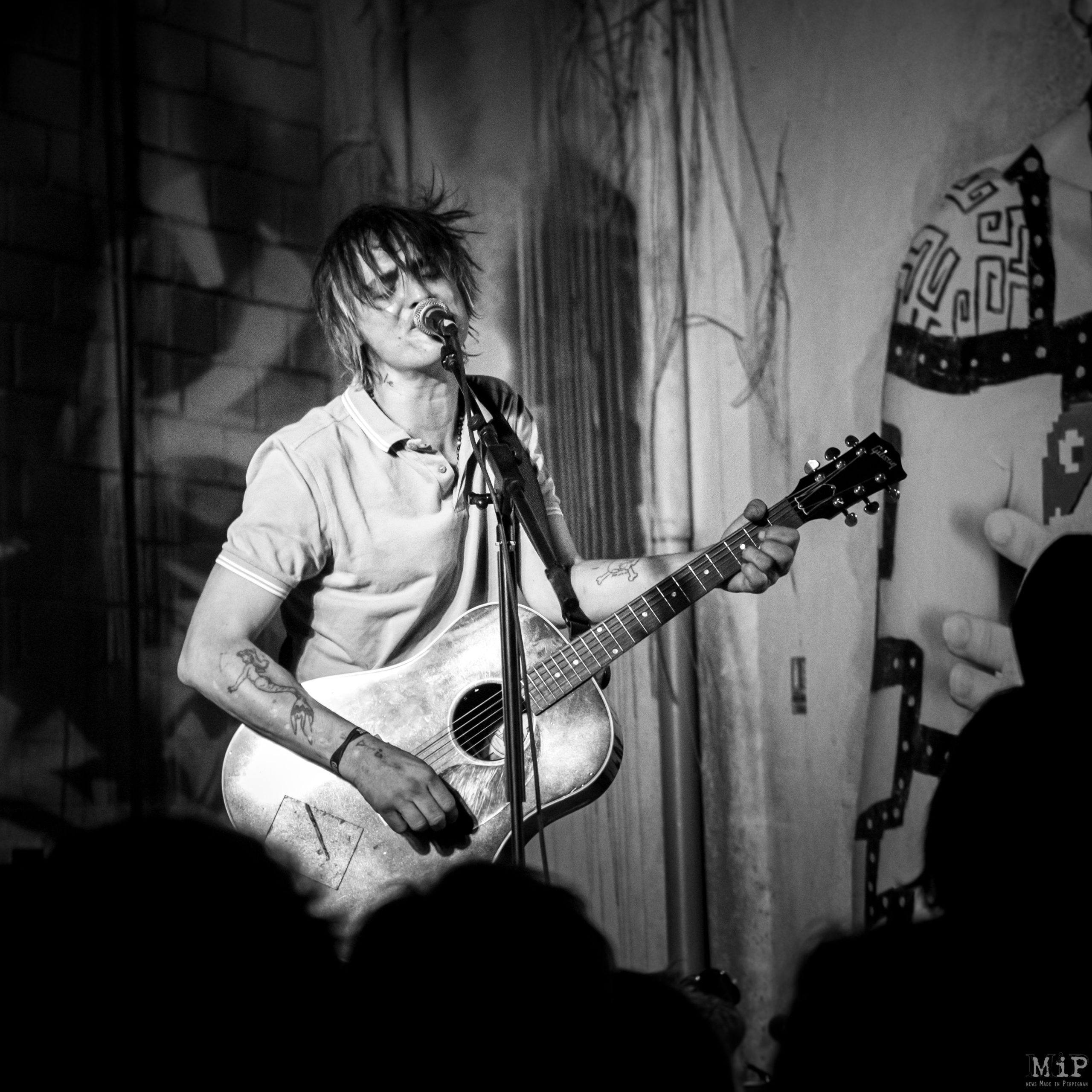 Torreilles, France, Pete Doherty Festival 20 sur 20 Cave coopérative 2019 © Arnaud Le Vu / MiP / APM