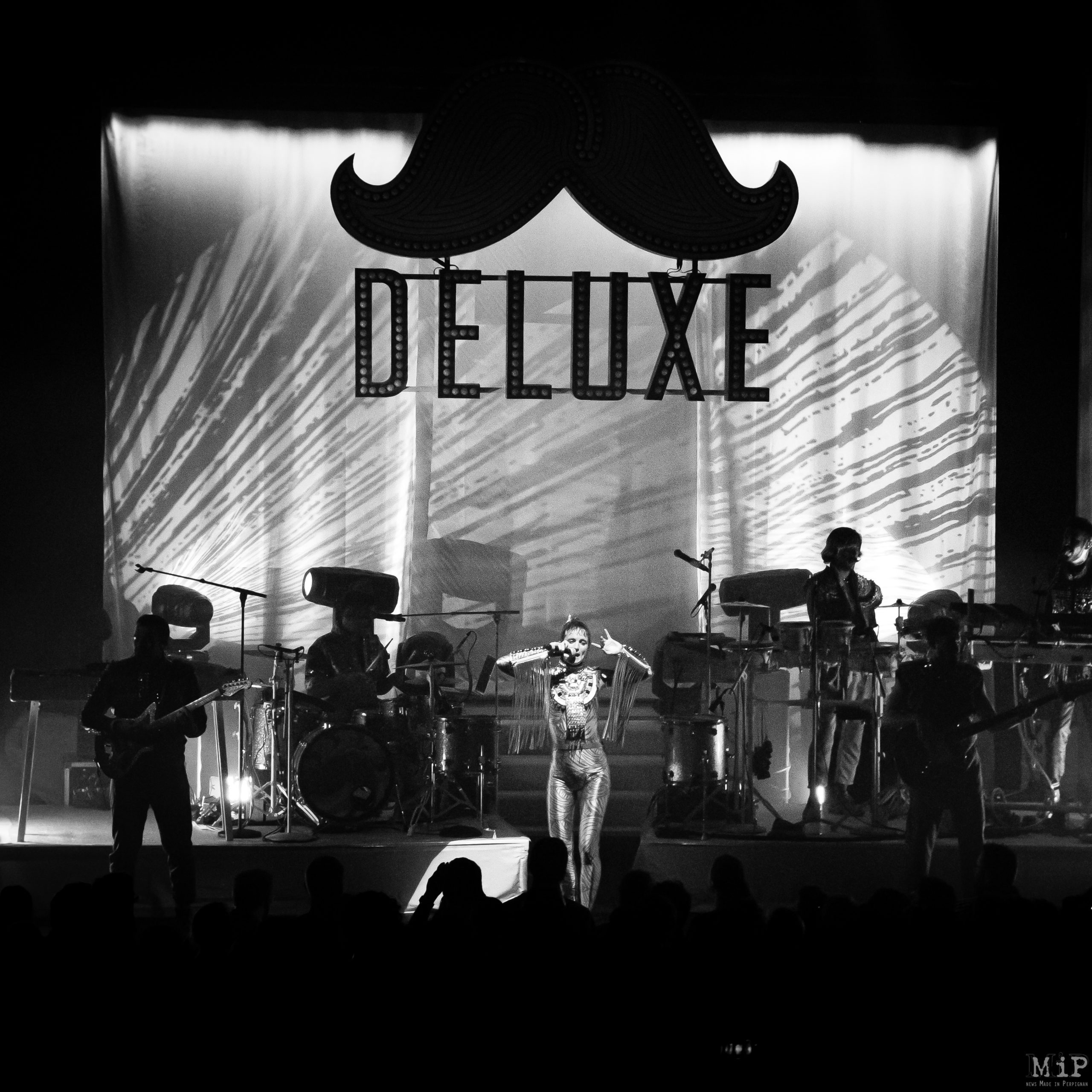 Perpignan, France, Deluxe Concert El Mediator Tournée Boys and Girl 2019 © Arnaud Le Vu / MiP / APM