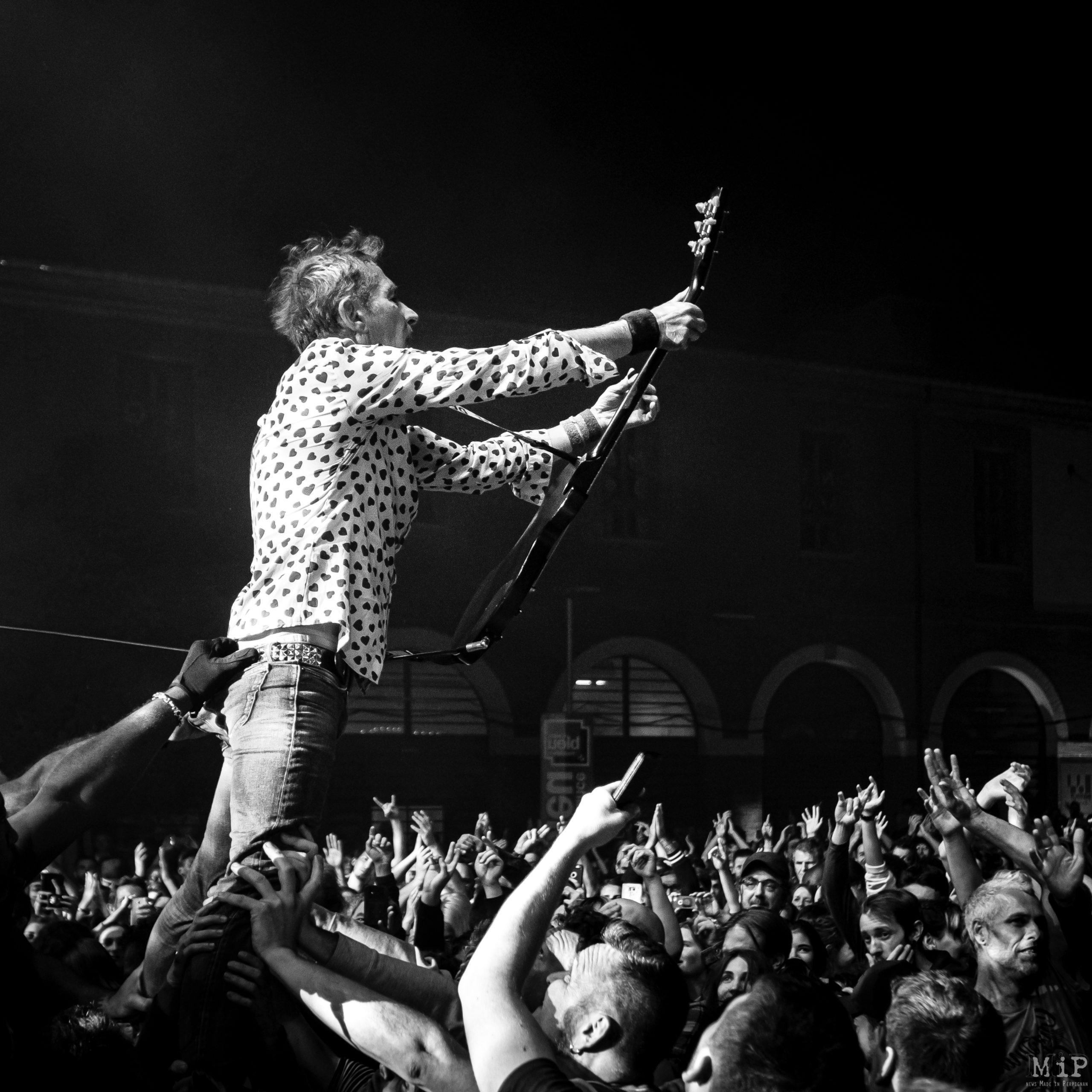 Perpignan, France, Les Wampas Festival Ida Y Vuelta 2019 Casa Musicale © Arnaud Le Vu / MiP / APM