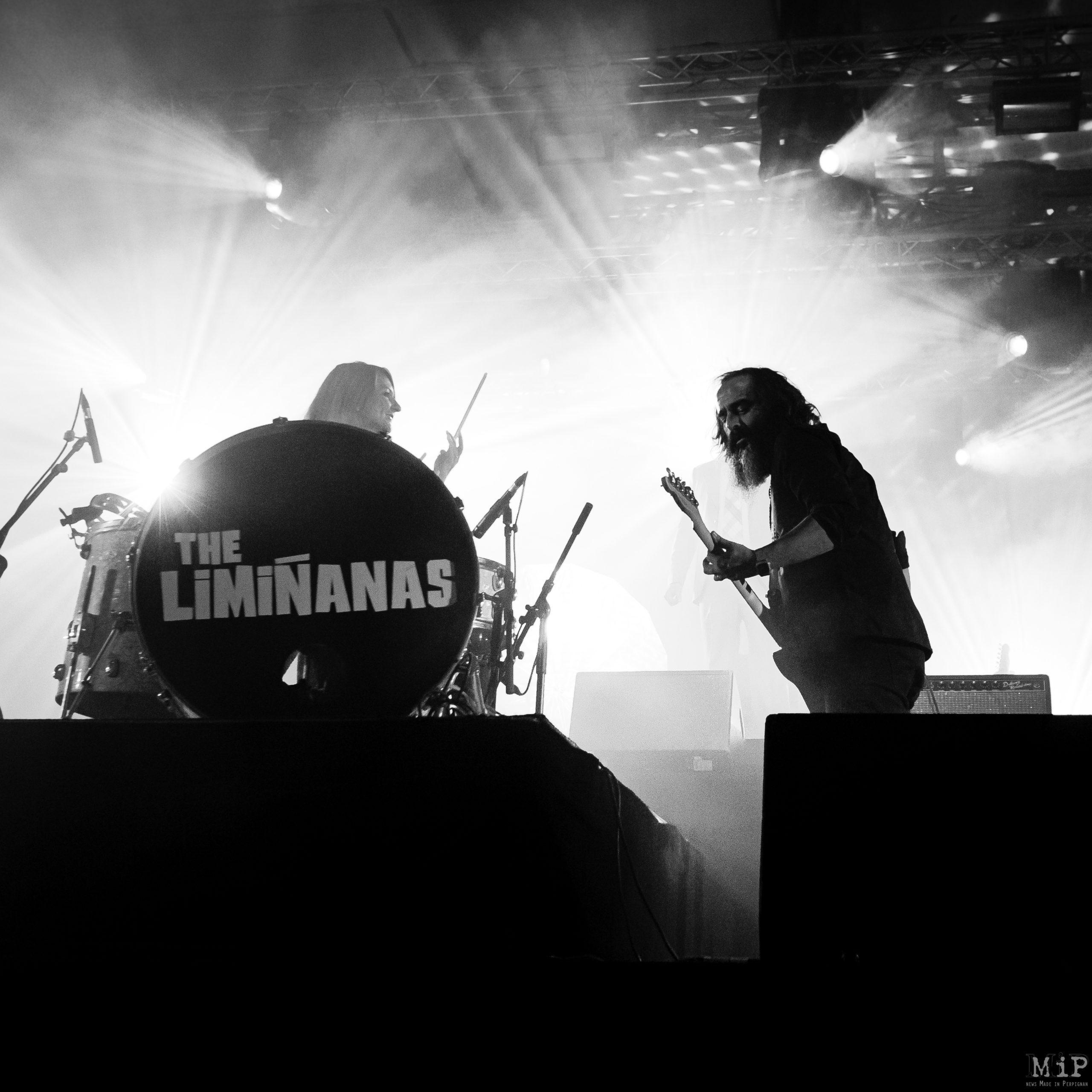 Perpignan, France, The Liminanas Festival Ida Y Vuelta 2019 Casa Musicale © Arnaud Le Vu / MiP / APM
