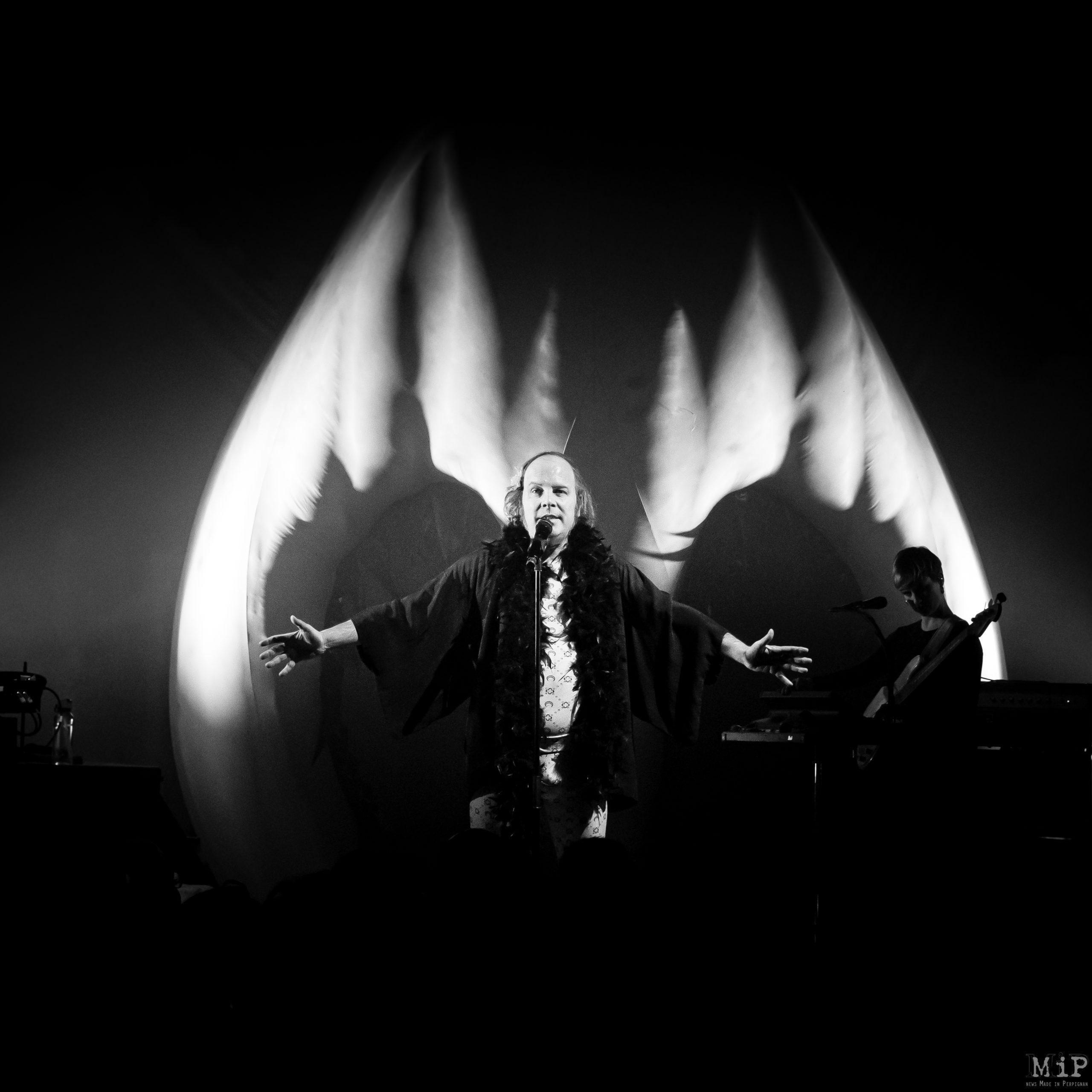 Perpignan, France, Philippe Katerine concert El Mediator 2020 © Arnaud Le Vu / MiP / APM