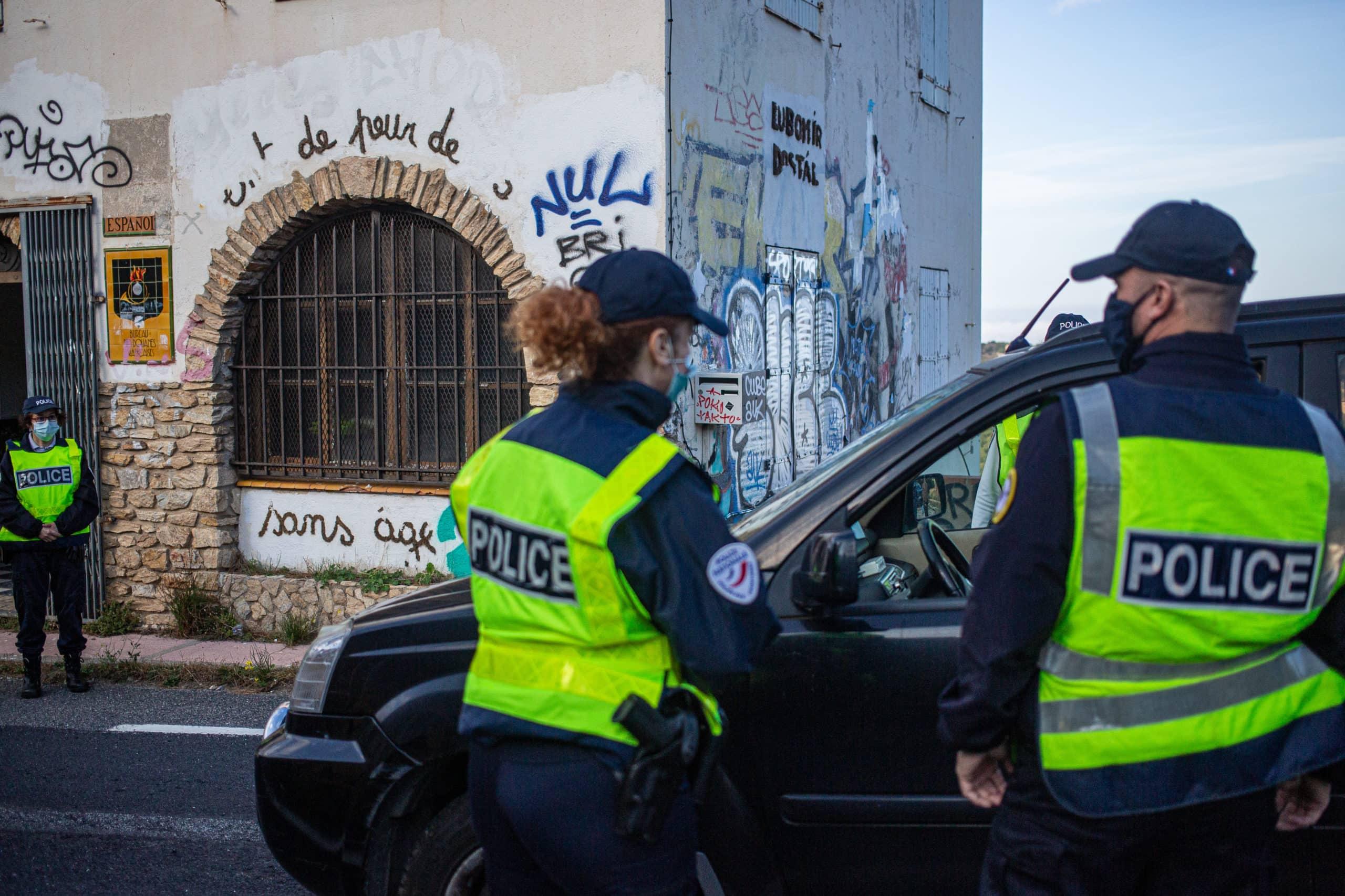 FRANCE - SECURITY - BORDER - POLICE - CONTROL - MIGRATION