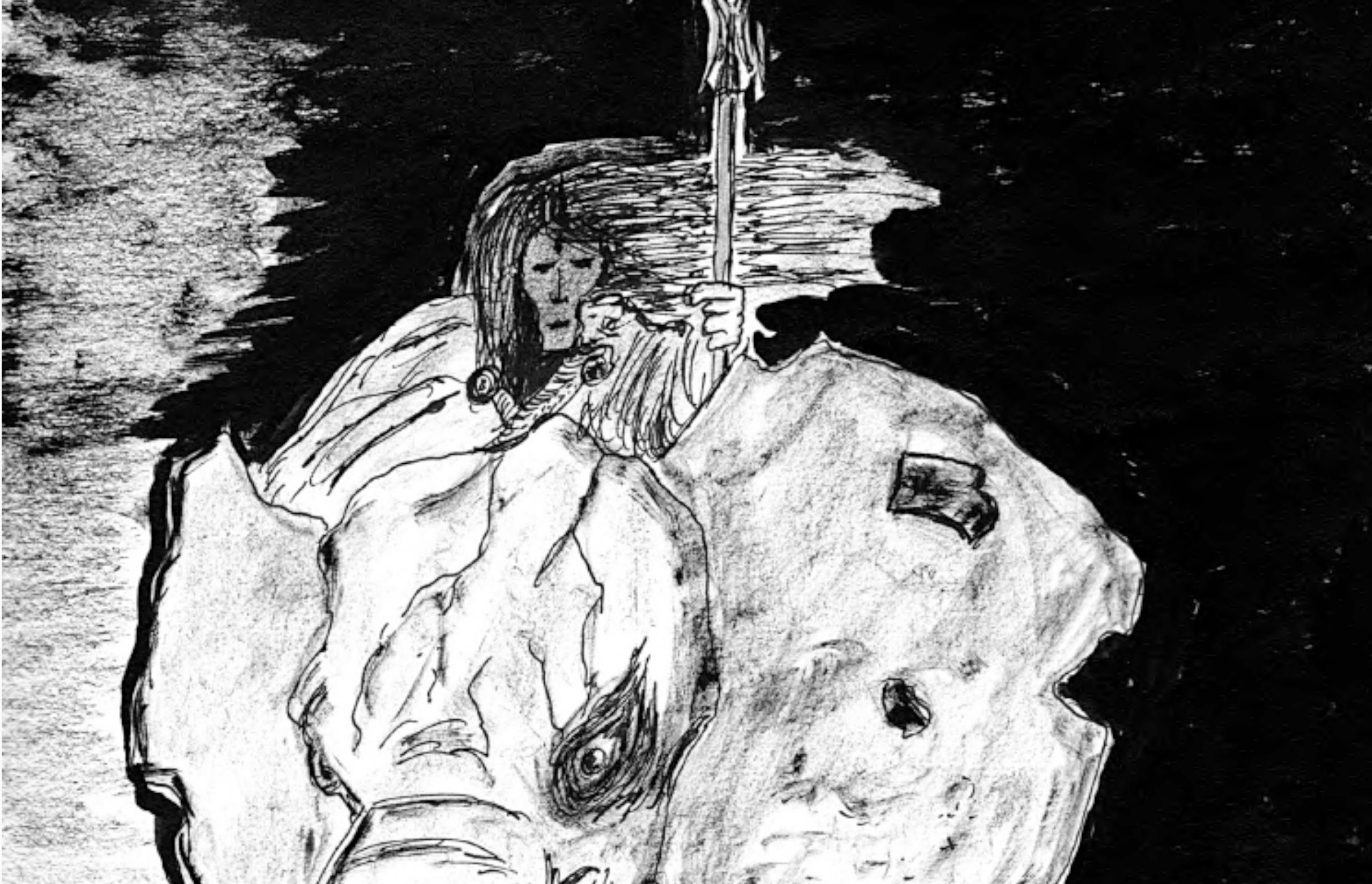 Hannibal vu par Thierry Grillet