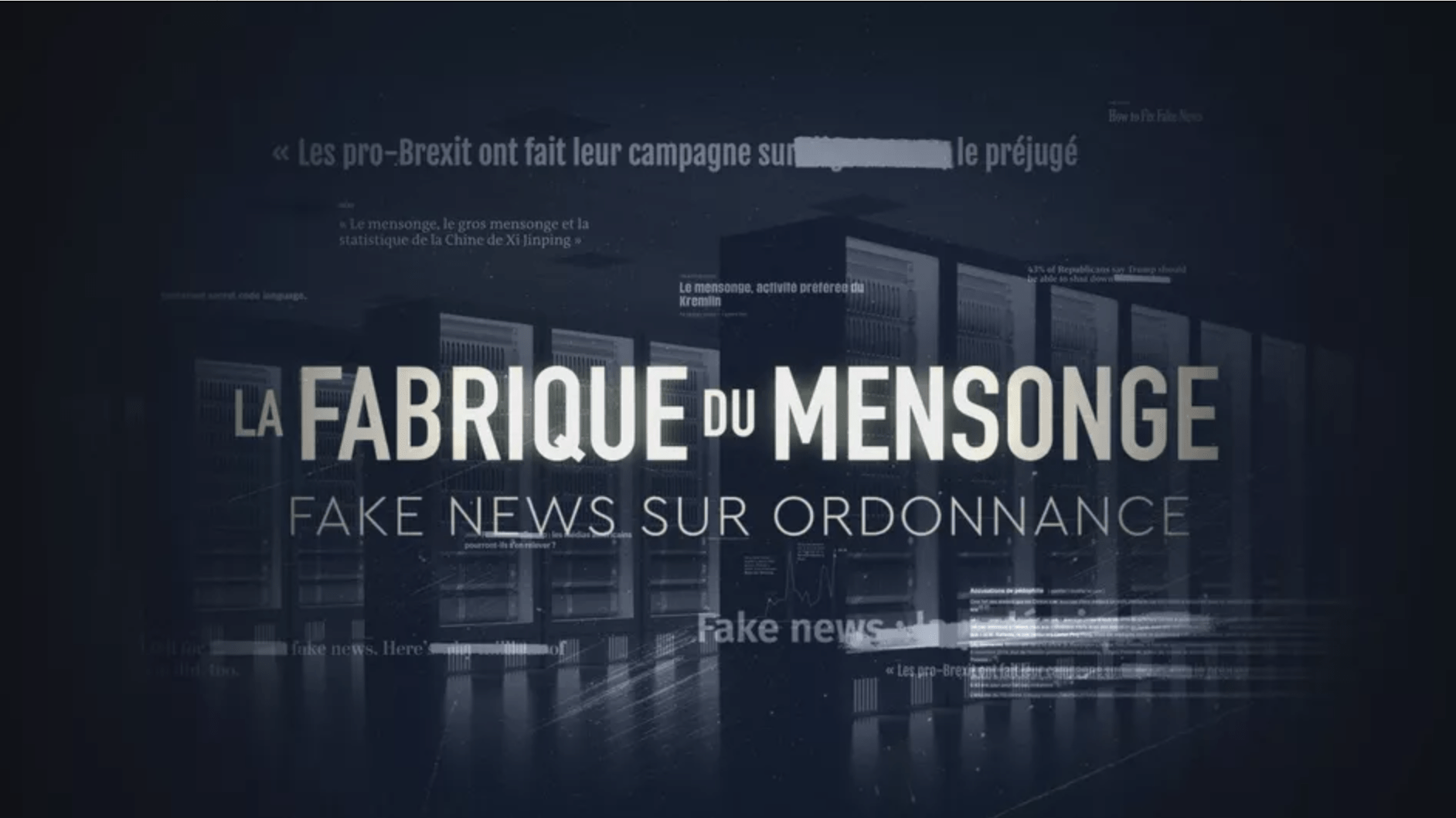 Fake News sur ordonnance © Together Media
