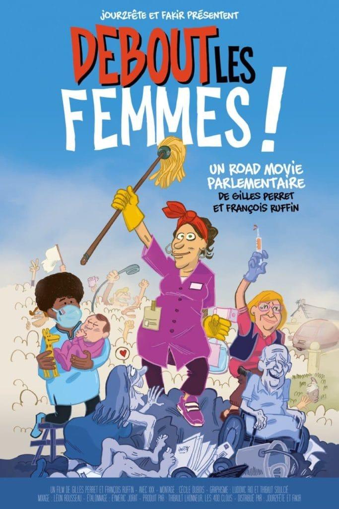 Debout Les Femmes - Affiche finale