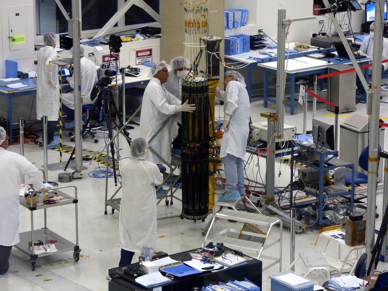 Laboratoire aérospatiale
