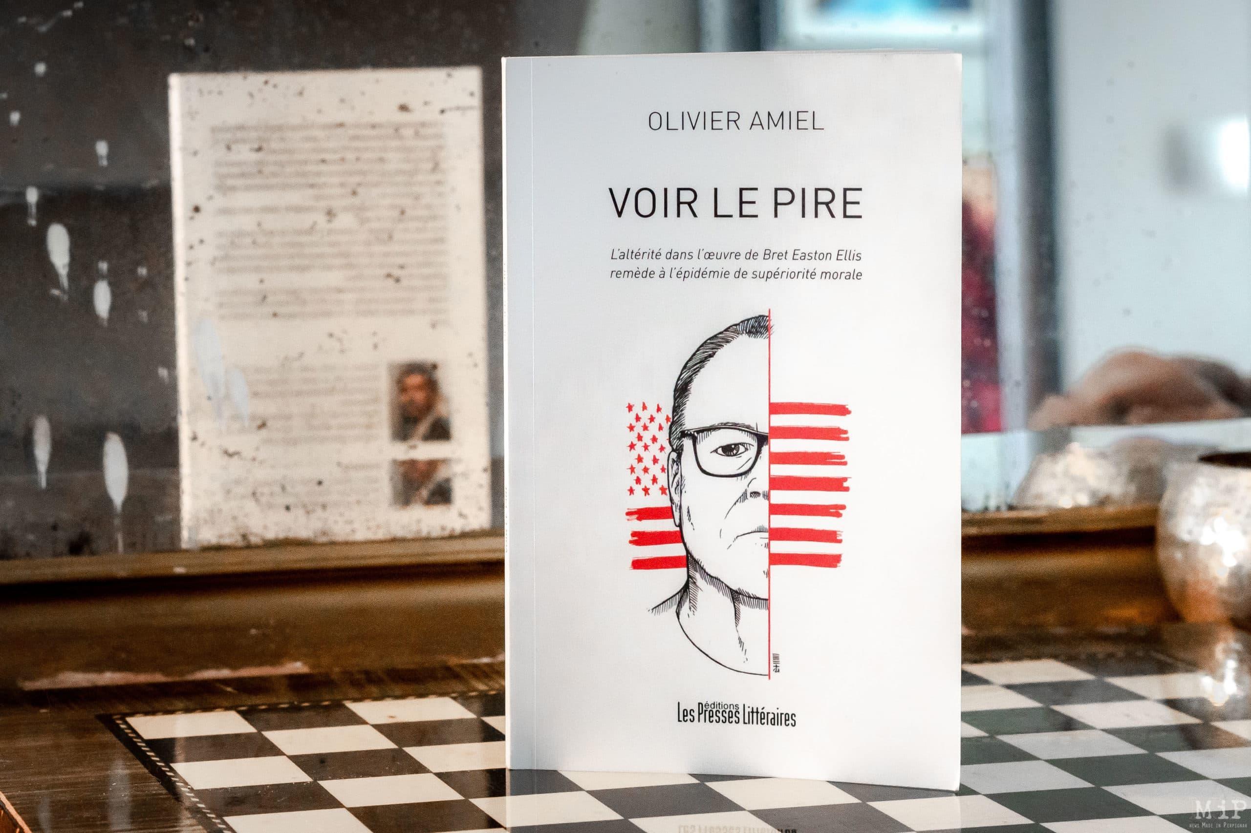 27/04/2021, Perpignan, France, Olivier Amiel - Voir le pire © Arnaud Le Vu / MiP