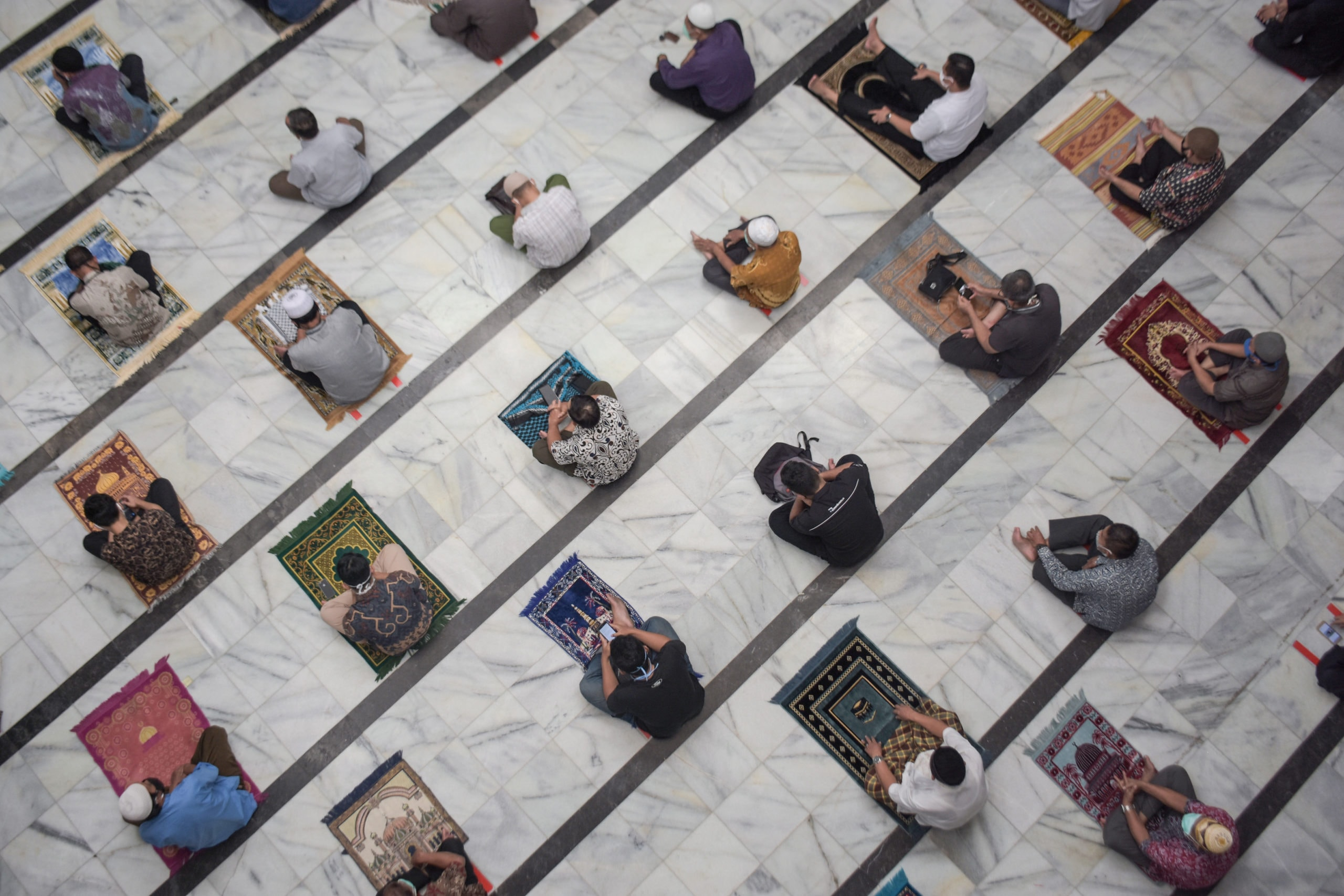 Ramadan à nouveau sous Covid