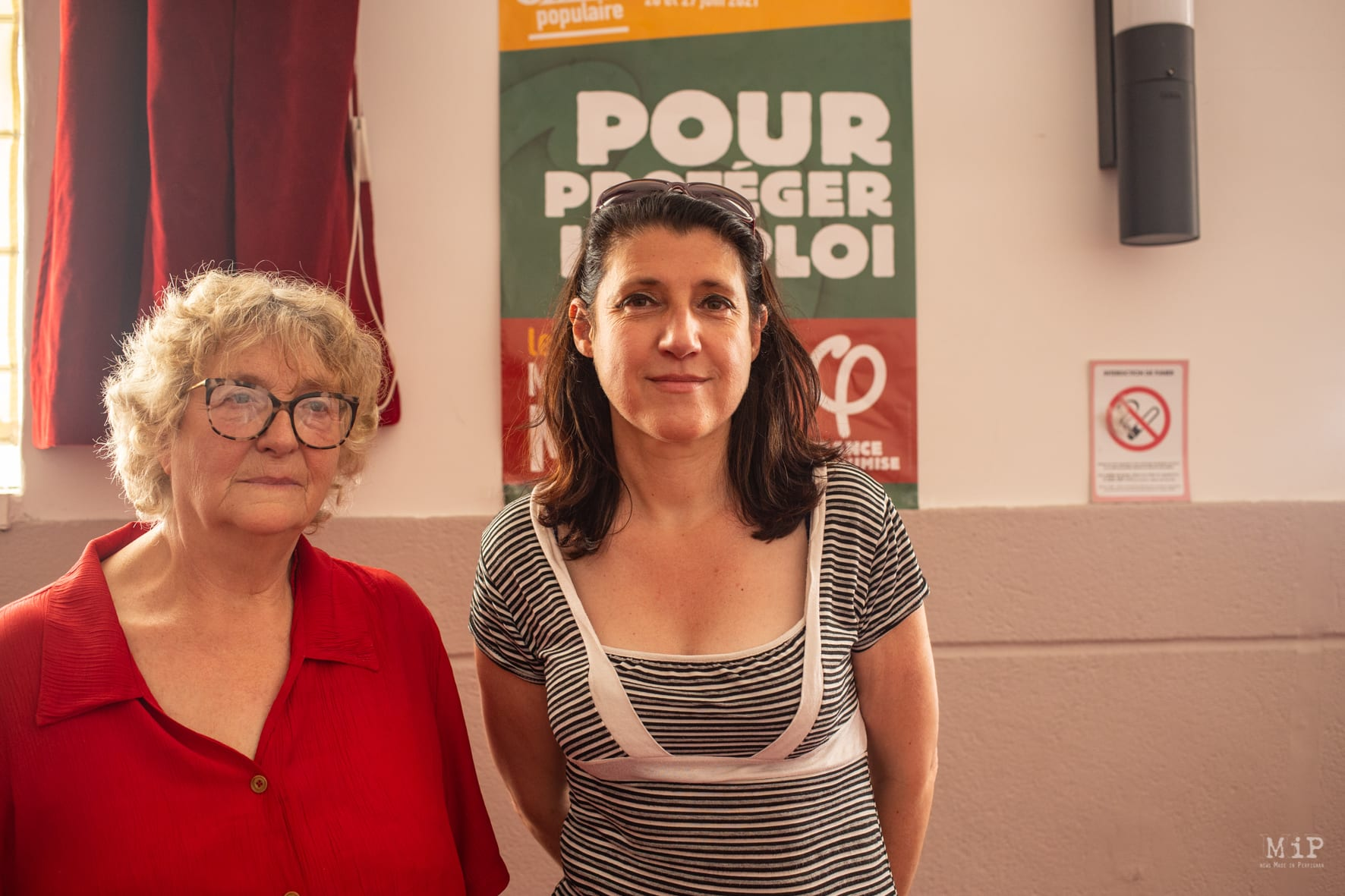 FRANCE - POLITICS - OCCITANIE REGIONAL ELECTION - MYRIAM MARTIN