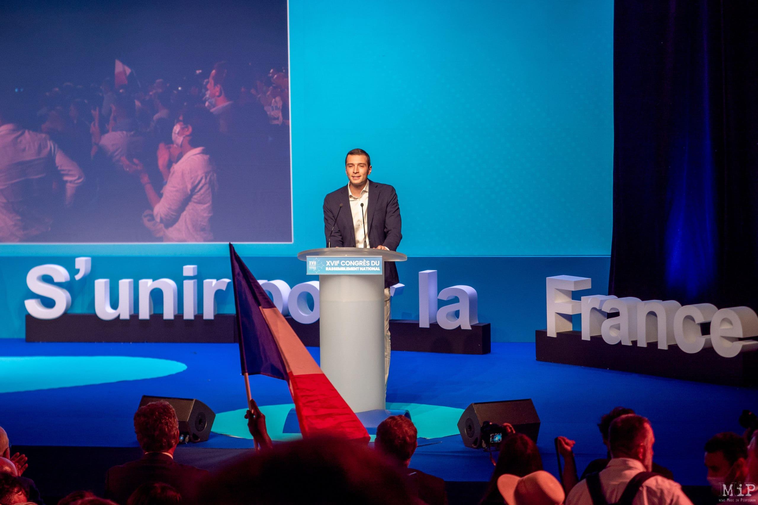 Congrés RN © Arnaud Le Vu / MiP / HL